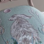 Moon Gazing Hare Chair