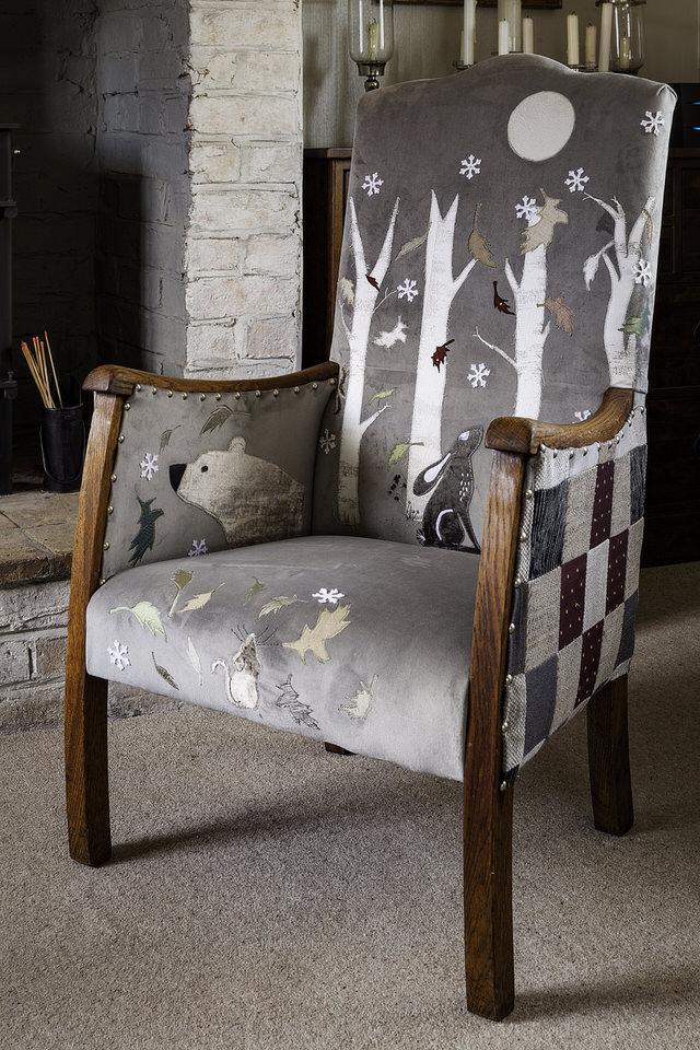 Bespoke upholstery