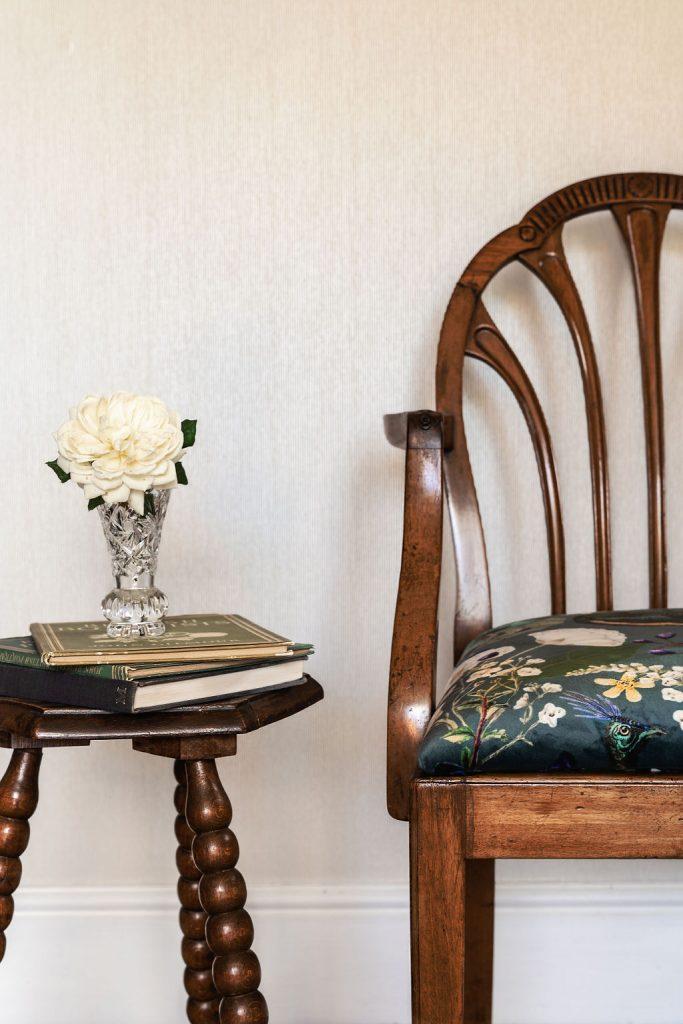 Georgiam armchair