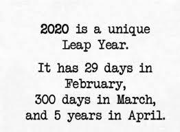 2020 timescale